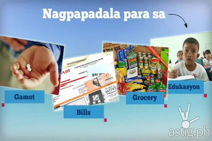 BeamAndGo remittance Philippines
