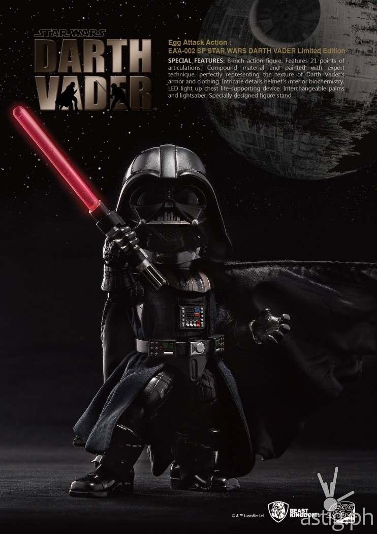 Beast Kingdom Darth Vader