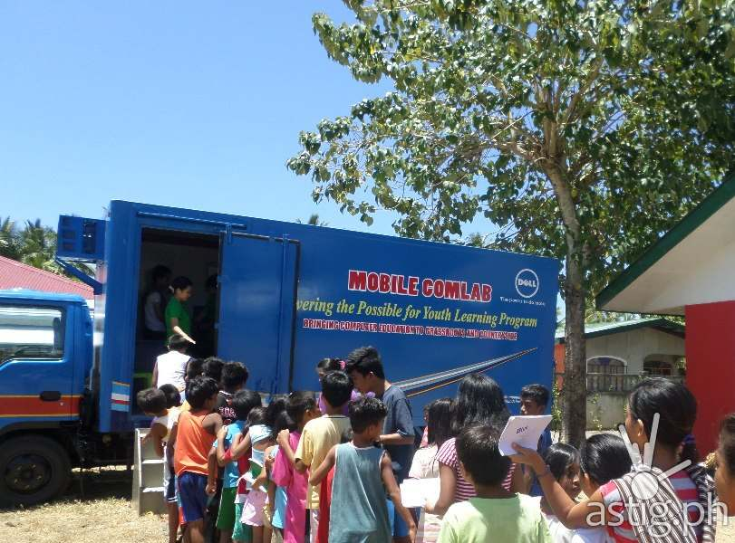 Children's Joy Mobile Lab