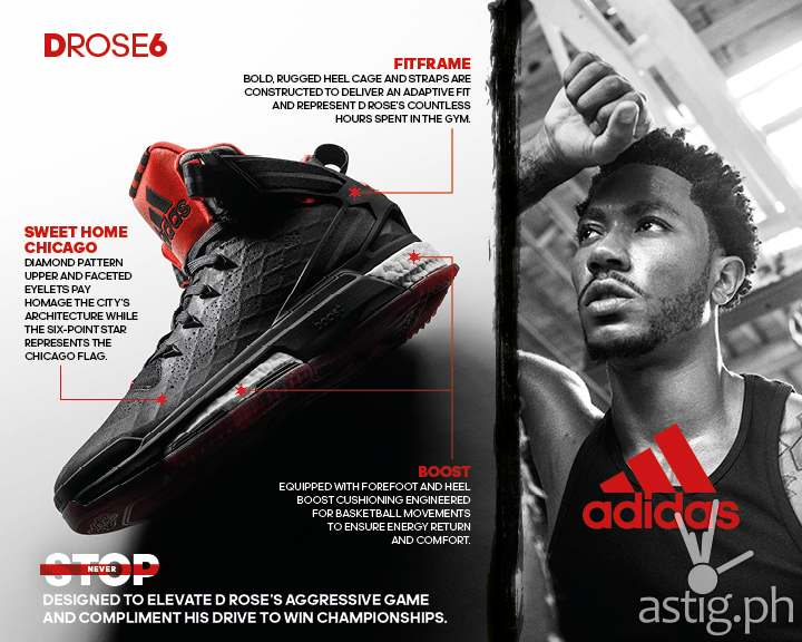 adidas D Rose 6 preview  82263058a5