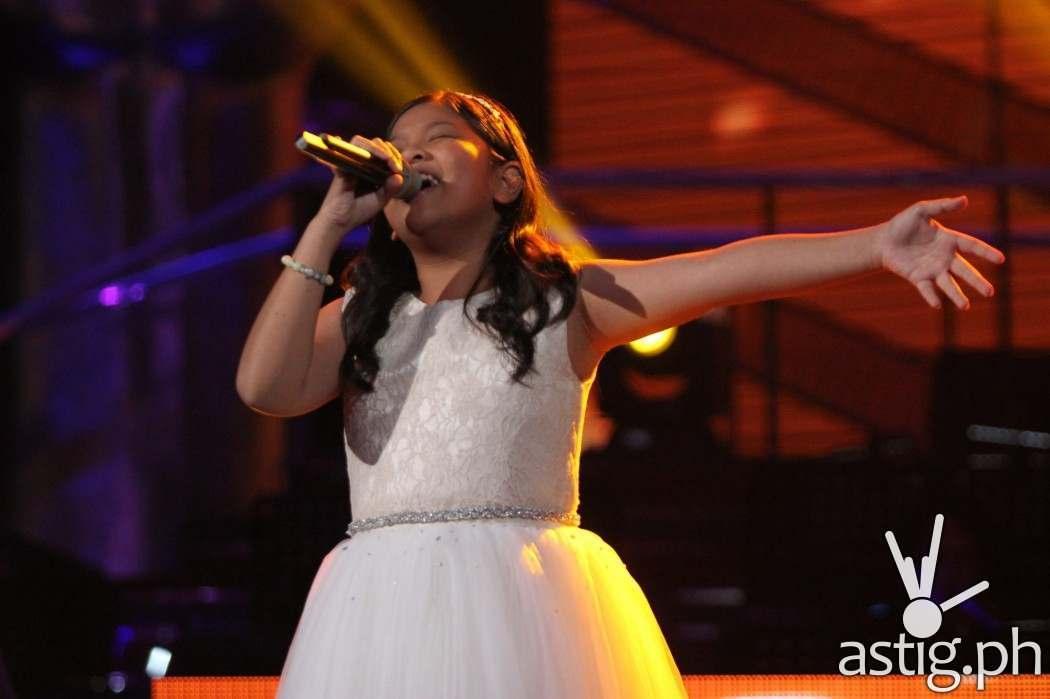 Elha performs her winning Piece Ikaw Ang Lahat Sa Akin