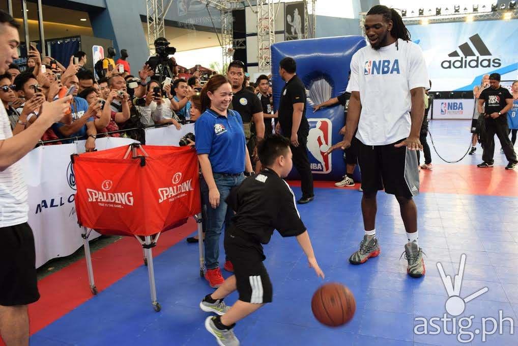 NBA 3X Philippines 2015