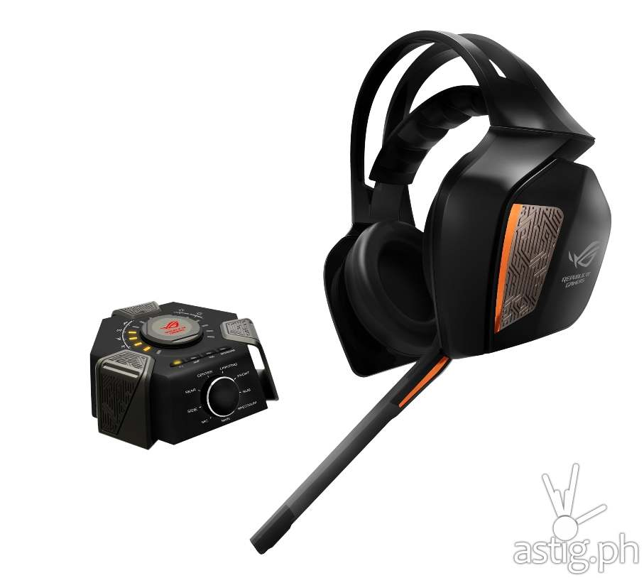 ROG 7.1 surround gaming headset