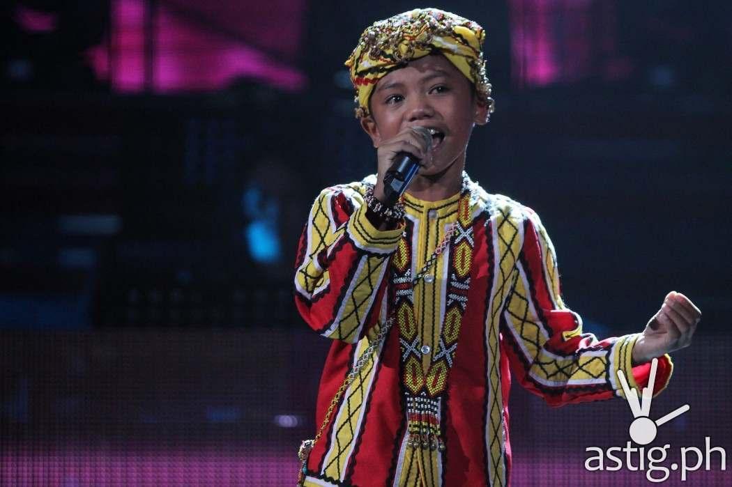 Reynan performs Magkaisa