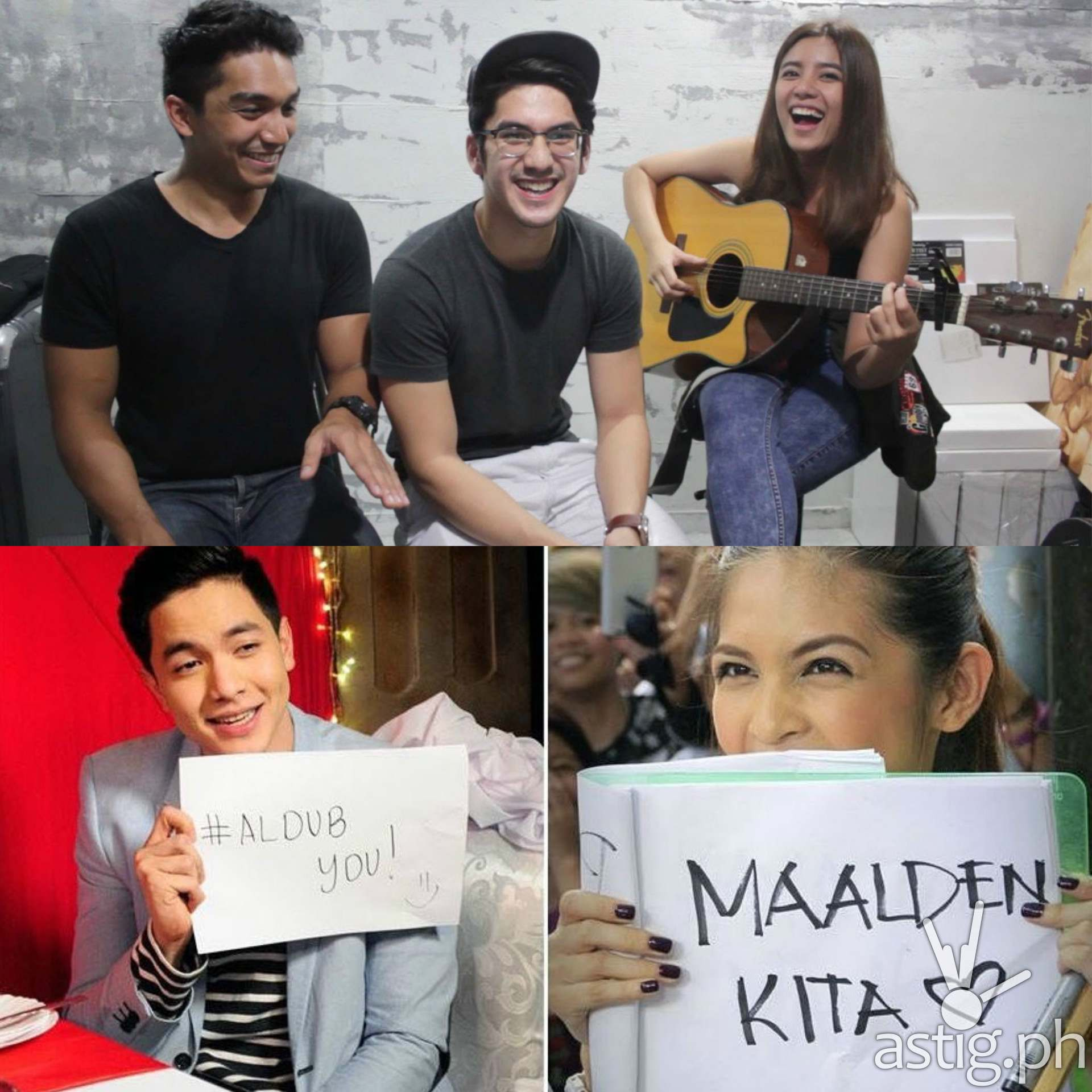Aldub Song by Keiko Necesario, Isaiah Antonio, and Andrai Antonio
