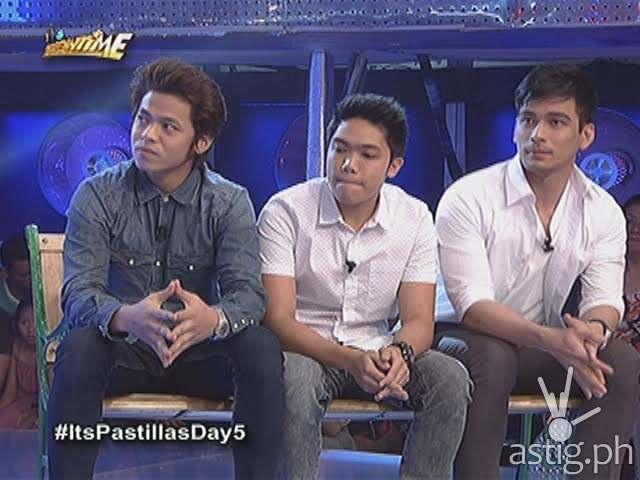 Mr Pastillas Candidates on It's Showtime