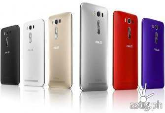 ASUS Zenfone 2 Laser: point-and-shoot 13 MP smartphone camera
