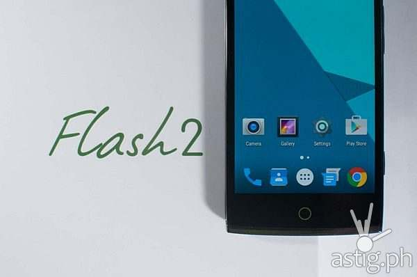 Alcatel OneTouch Flash 2 Beauty Shot