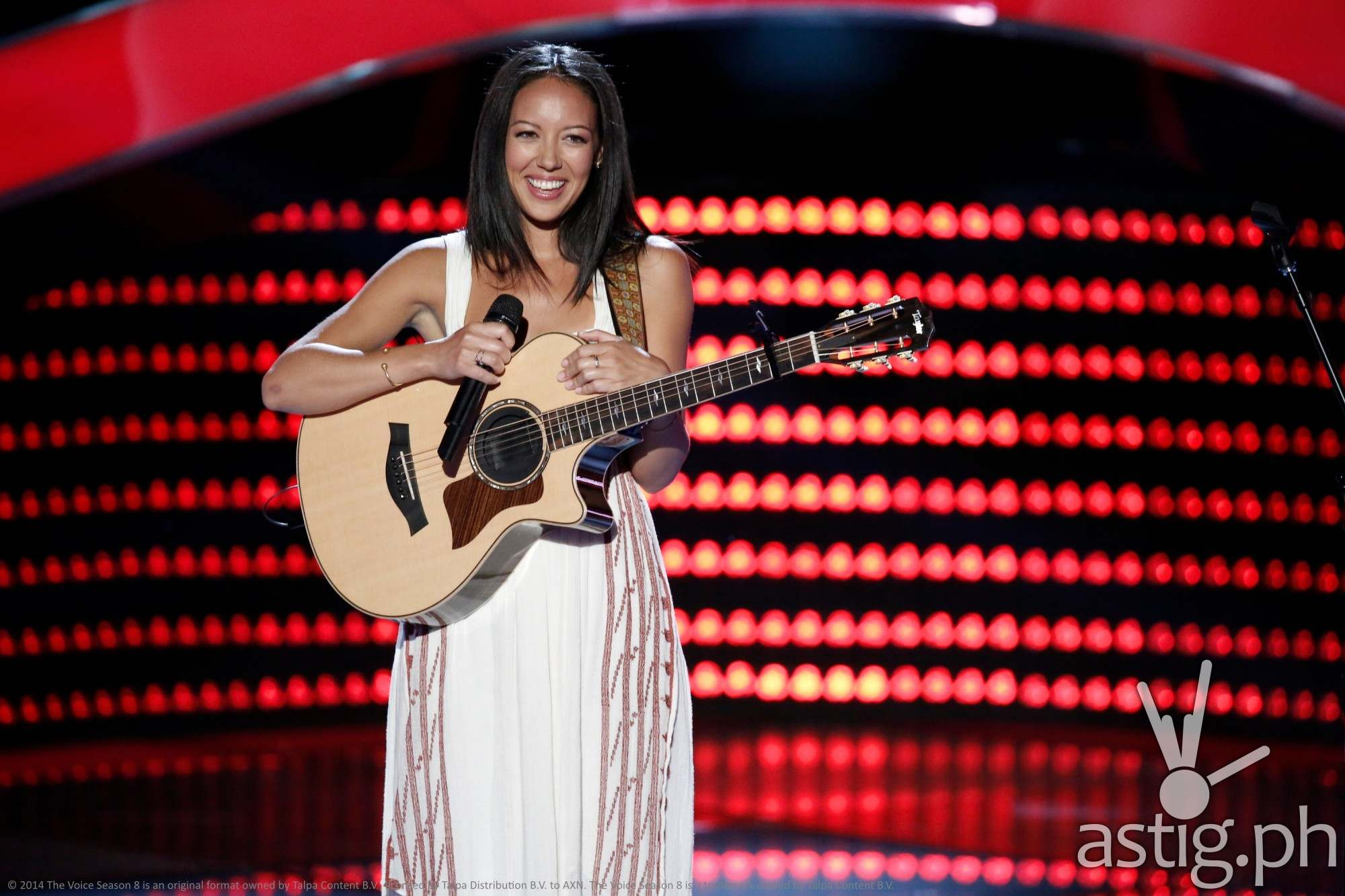 Amy Vachal Dream a Little Dream of Me