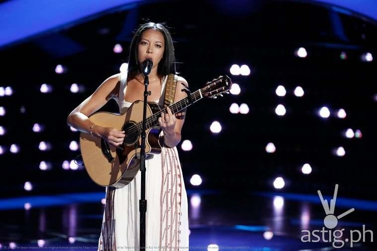Amy Vachal The Voice Season 9