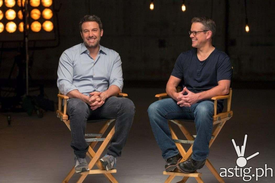 HBO Project Green Light - Ben Affleck and Matt Damon
