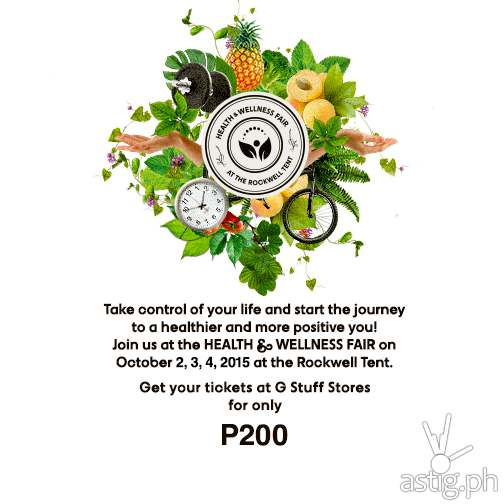 Health and Wellness Ticket