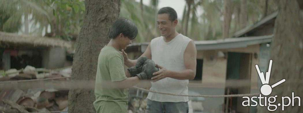 Kid Kulafu: the life story of Manny Pacquiao
