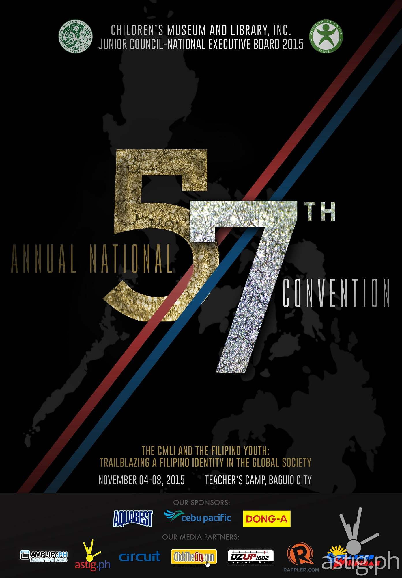 Official AnnualCon Poster-logos