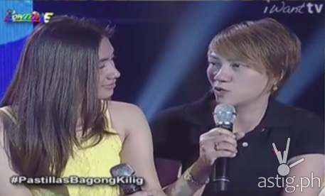 Pastillas Girl with Mom Teresa Hernandez