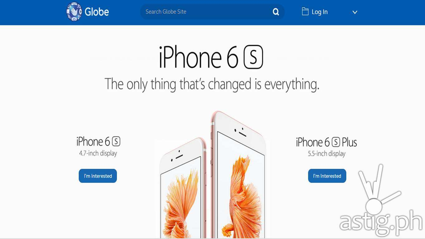 6c93e7a8b98 iPhone 6s Plus now available on Globe plan 1799 | ASTIG.PH