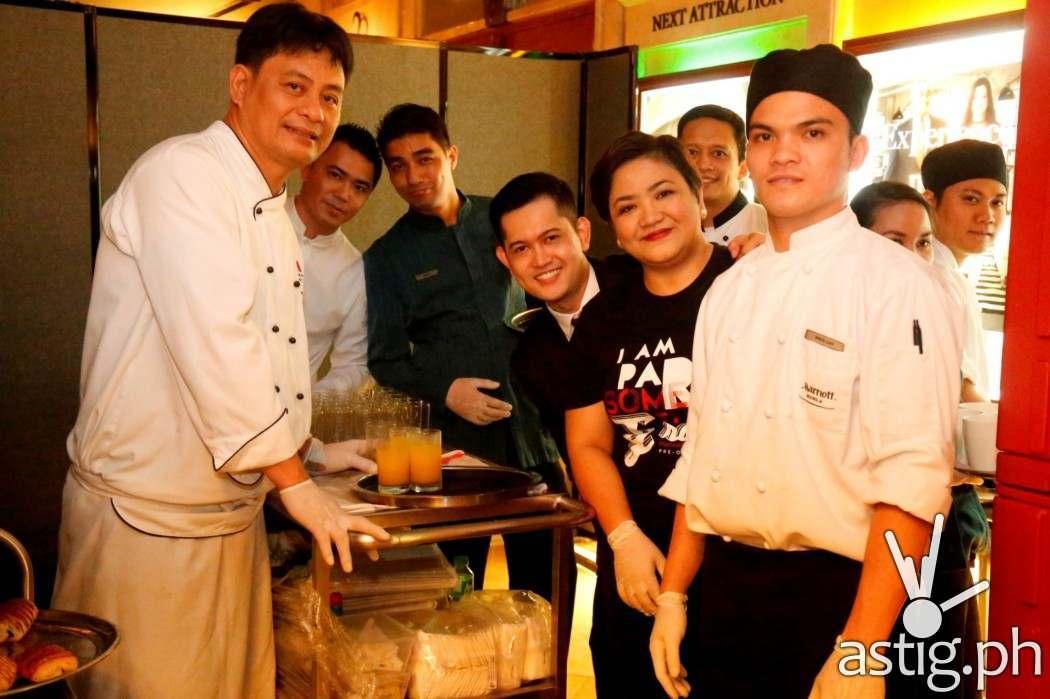 Resorts World Manila, Marriott Hotel Manila hold From The Heart (Galing sa Puso) documentary screening