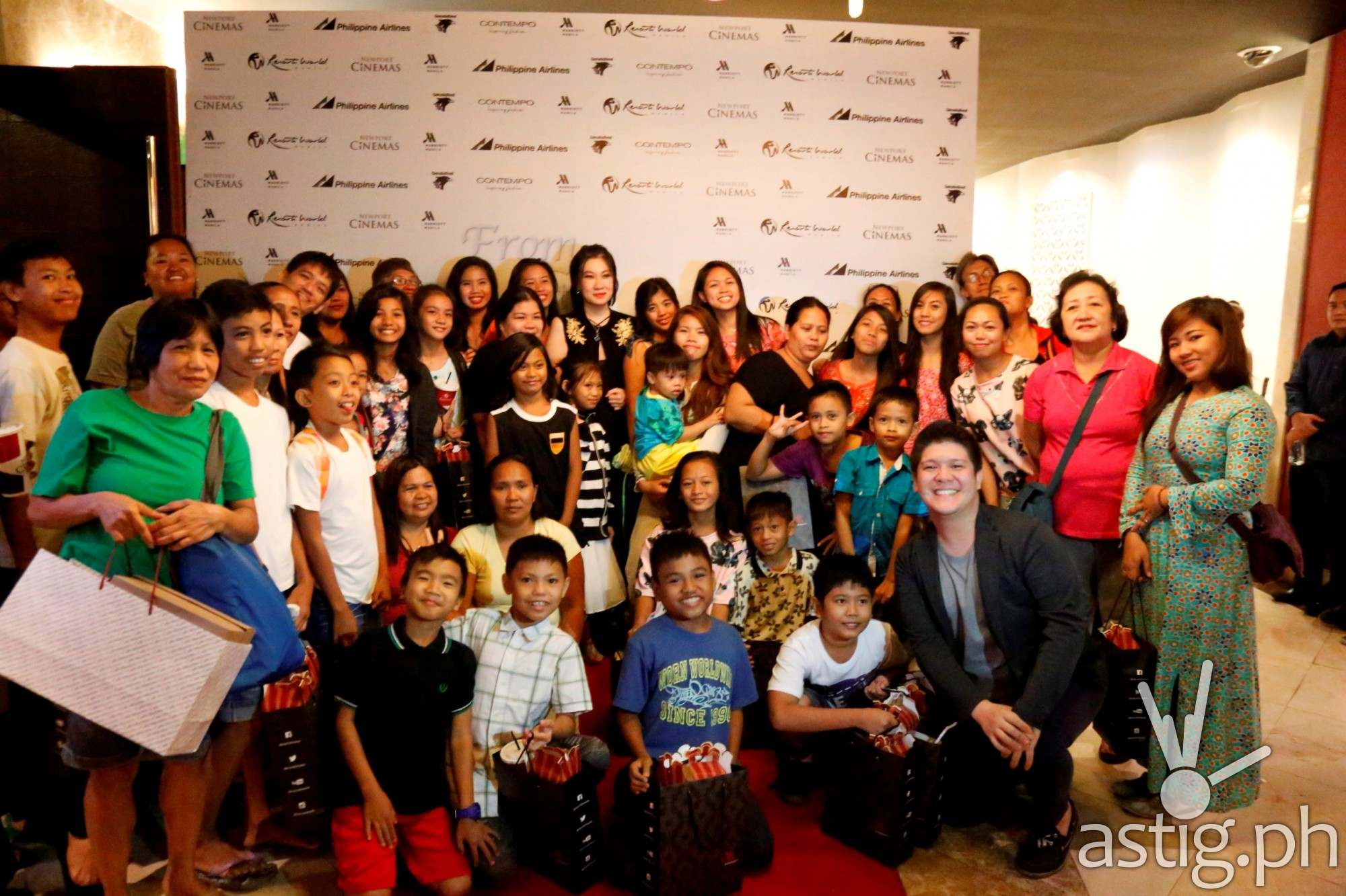 Resorts World Manila, Marriott Hotel Manila hold From The Heart (Galing sa Puso) documentary screening (3)