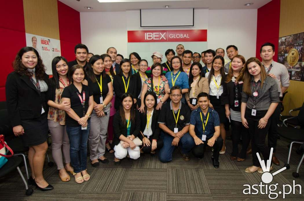 The entire team of IBEX Global and the USeP teachers