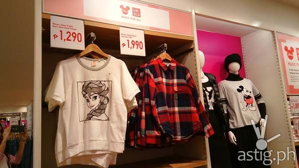 Uniqlo Disney for All Fall Winter Collection 2015