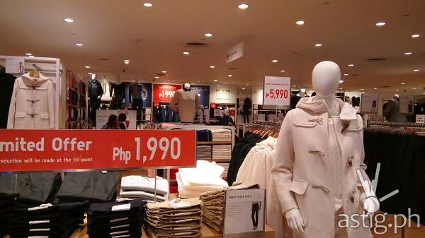 Uniqlo Limited Offer 2015 Collection Philippines