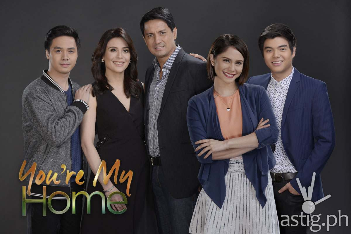 You're My Home - Fontanilla Family