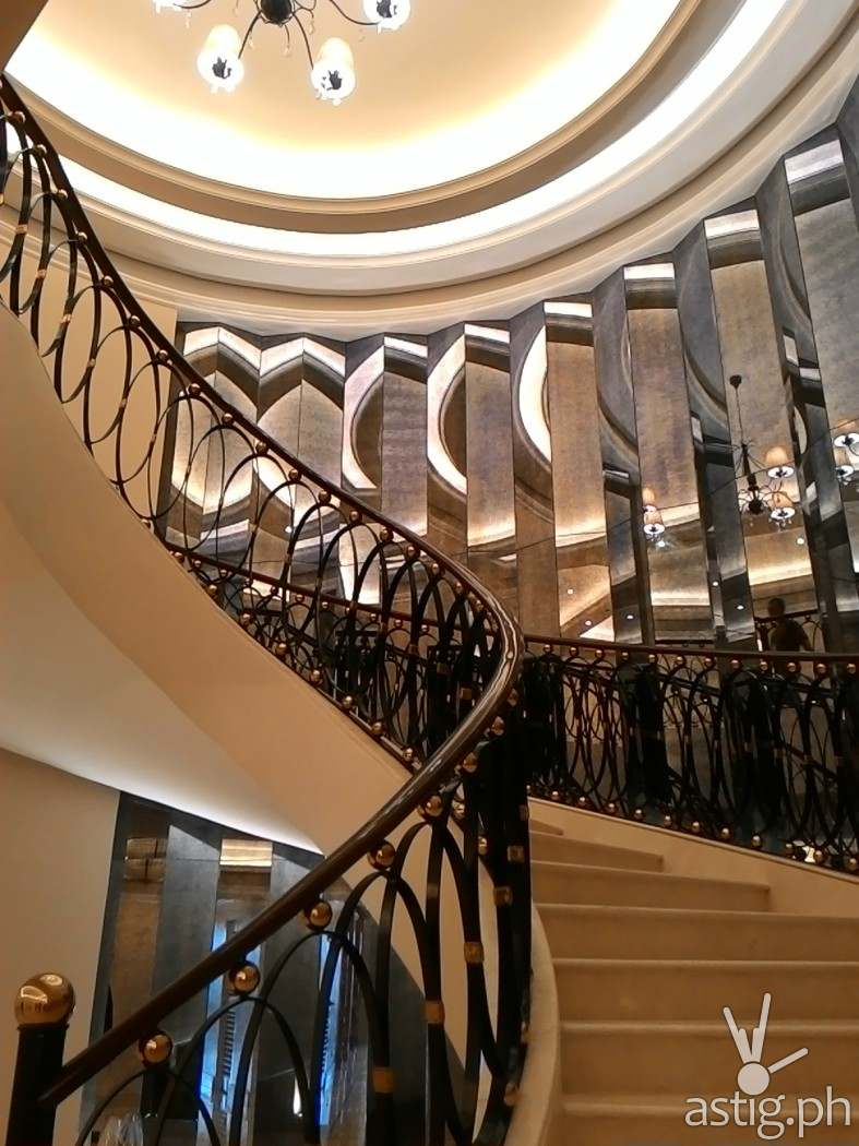8F Mezzanine Stairs