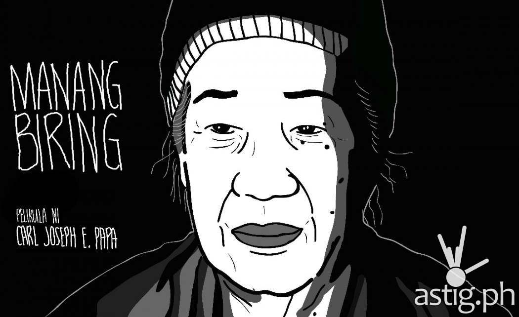 Manang Biring poster (source: Facebook)