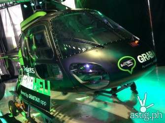 GrabHeli lets you beat Manila traffic when GrabTaxi and GrabCar can't