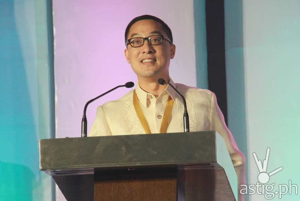 ABS-CBN COO Carlo Katigbak