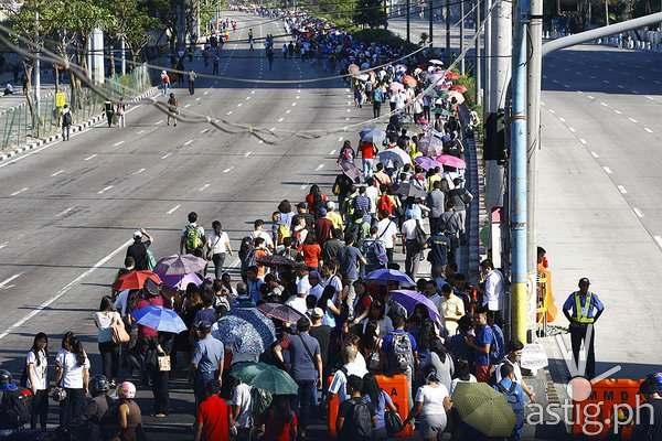 APEC traffic