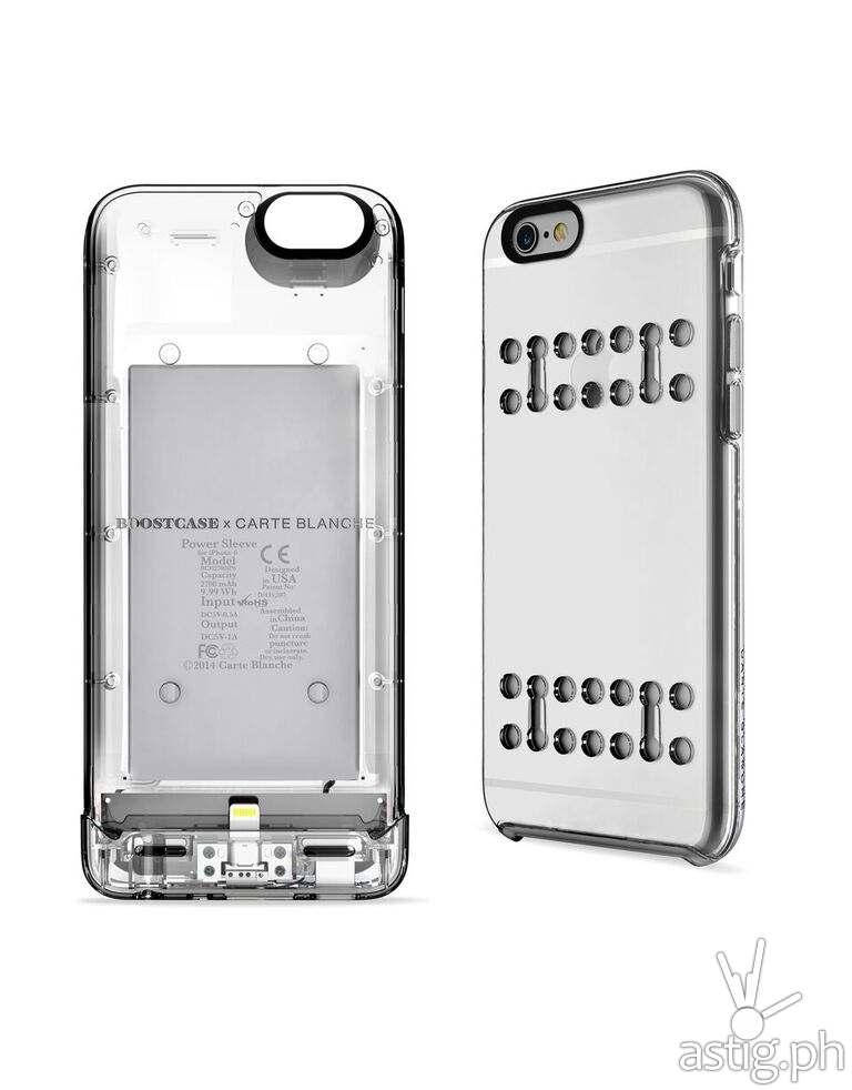 Bootcase Battery Case Gem