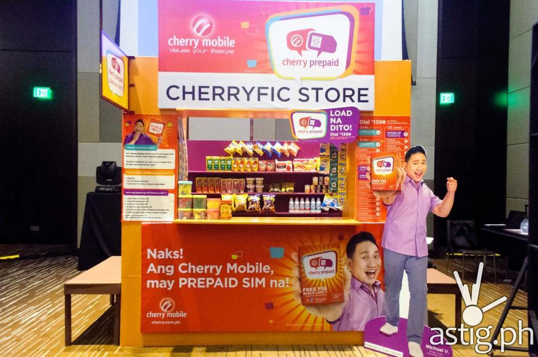 Grab your Cherry Prepaid today at the CHERryfic Store!