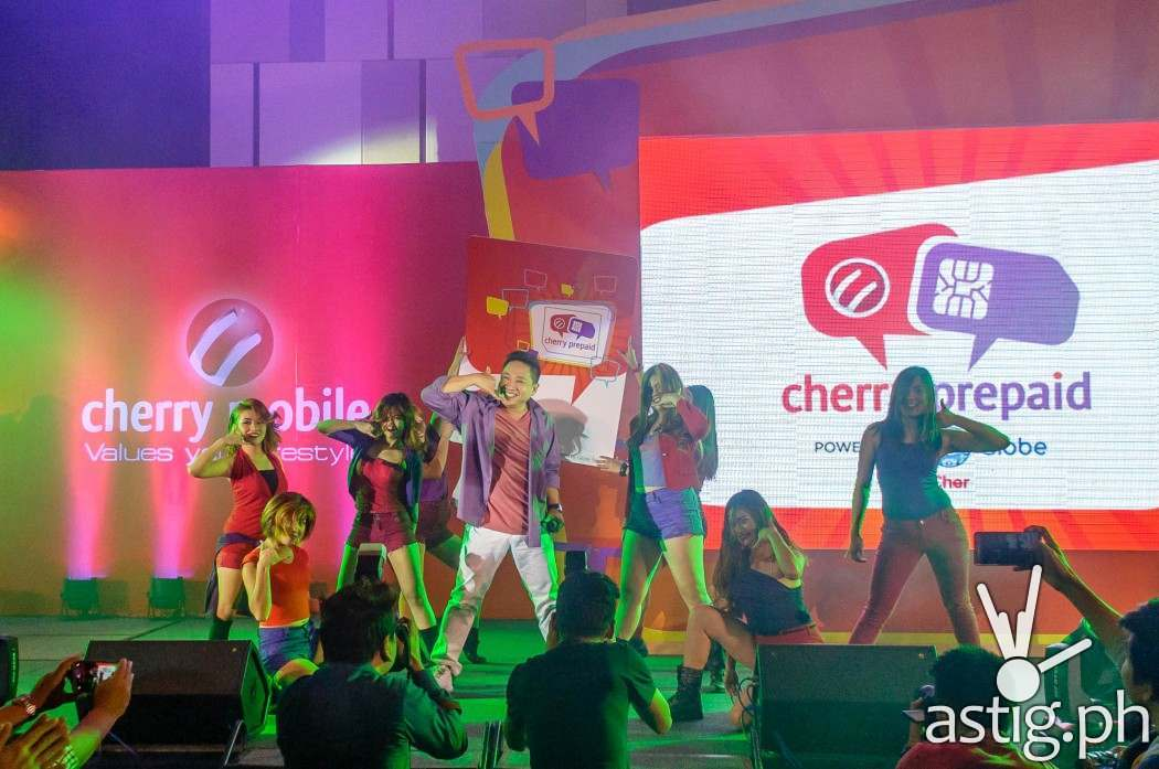 #KaCher Michael V is the new celebrity endorser for Cherry Prepaid