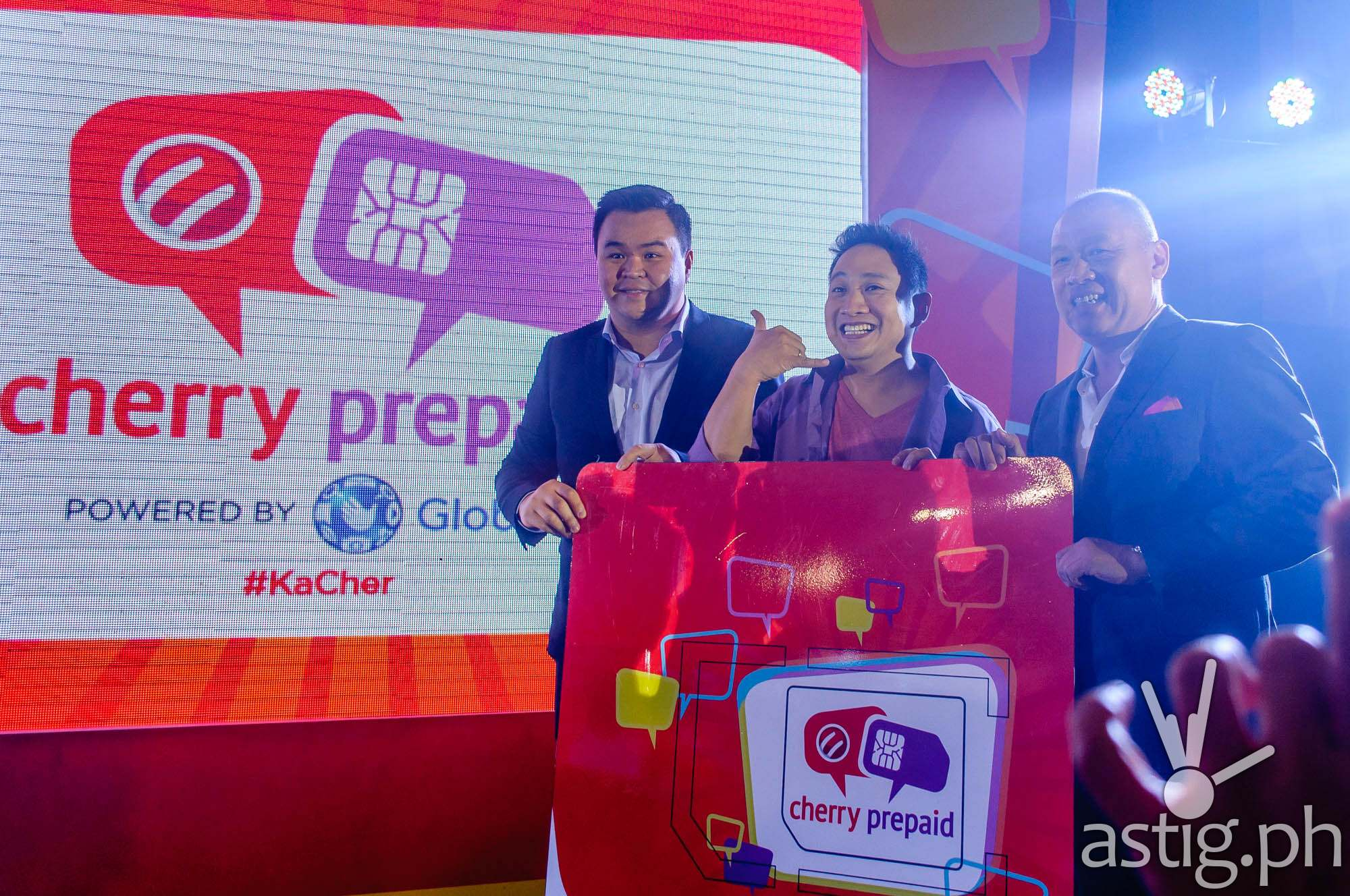 Cherry Prepaid Cherry Mobile Globe Telecom