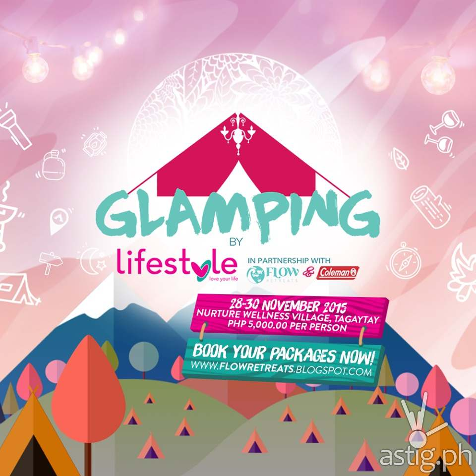 Glamping by Lifestyle Pitch 2