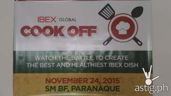 IBEX Global holds its First Cook Off challenge