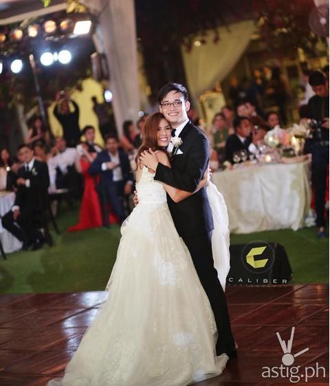 Nikki Gils Wedding.Its Official Nikki Gil Marries Businessman Bj Albert Astig Ph