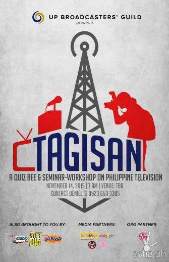 Tagisan 2015 by UP Broadcasters' Guild [event]