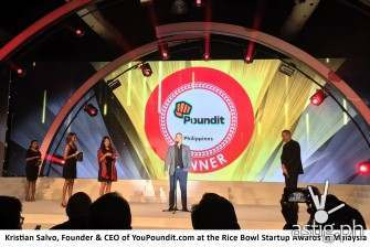 YouPoundIt: local online gadget store is Rice Bowl Retail Startup of the Year