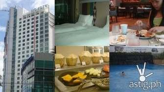 Novotel Manila Araneta Center: First-class luxury hotel in Cubao [review]