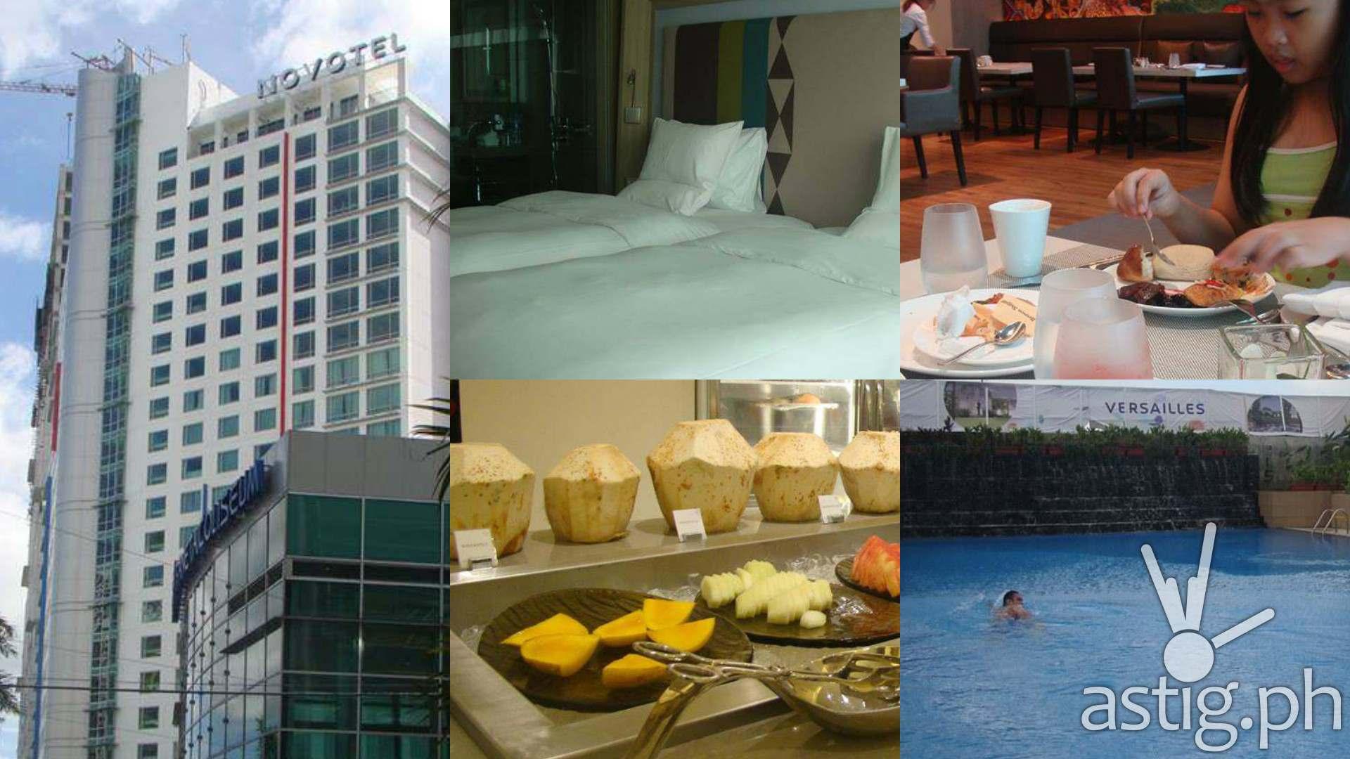 Novotel Manila review