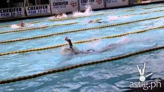 Swimtastics Meet 2 of Bert Lozada Swim School