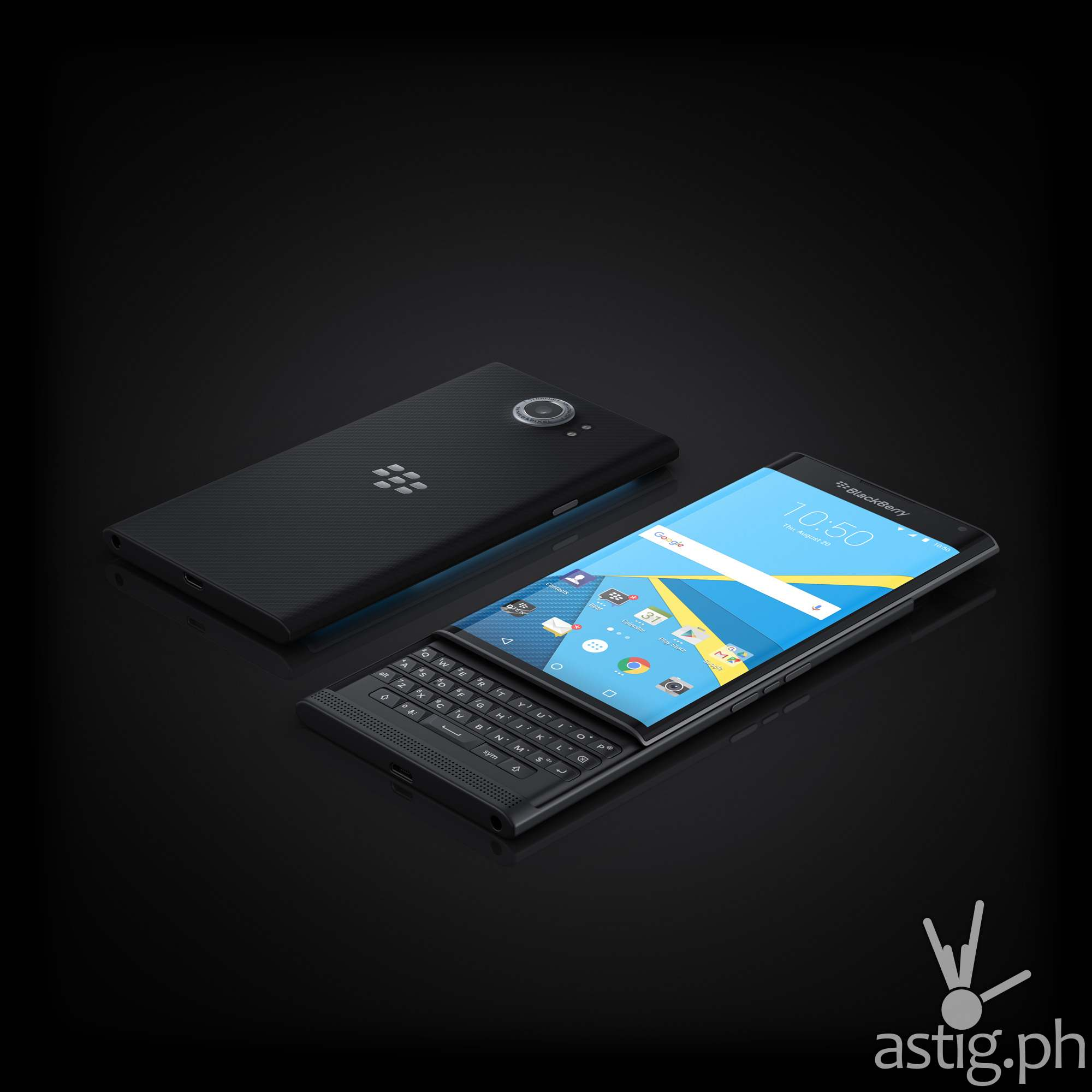 BlackBerry PRIV Android smartphone: features, availability