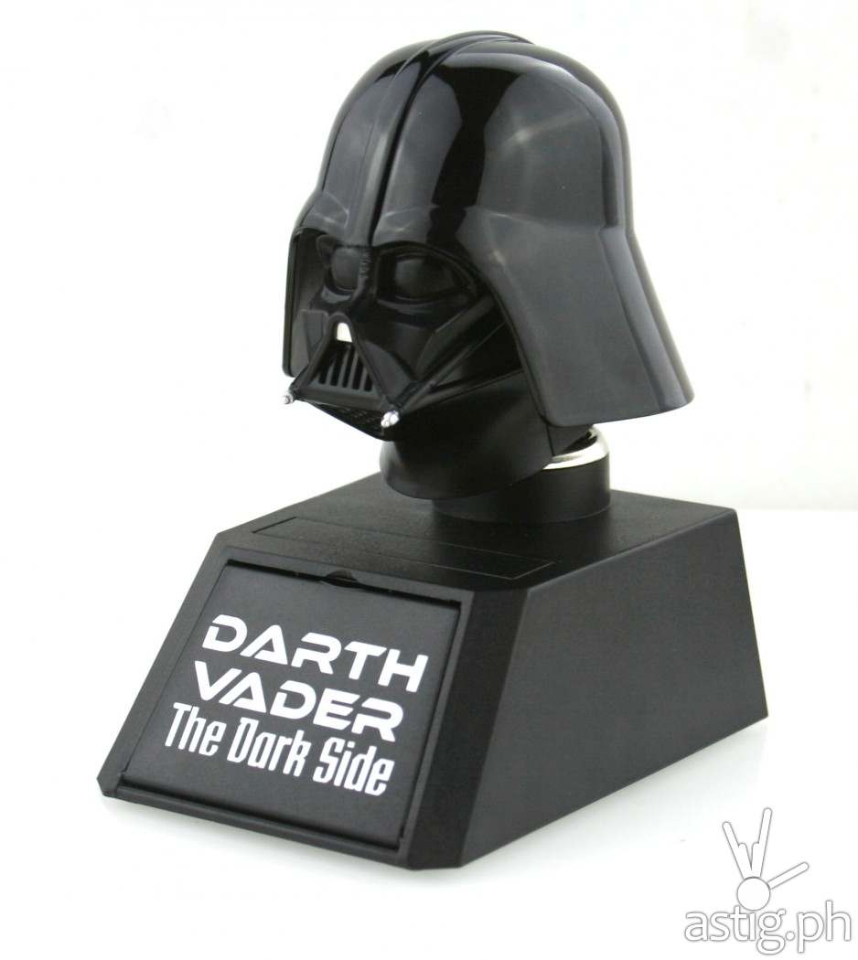 Darth Vader car charger from AllPhones Philippines