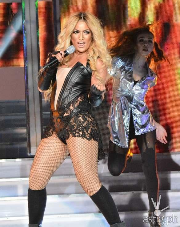 Denise Laurel as Beyonce