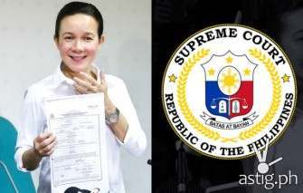 SC suspends Sen. Grace Poe's disqualification in presidential bid