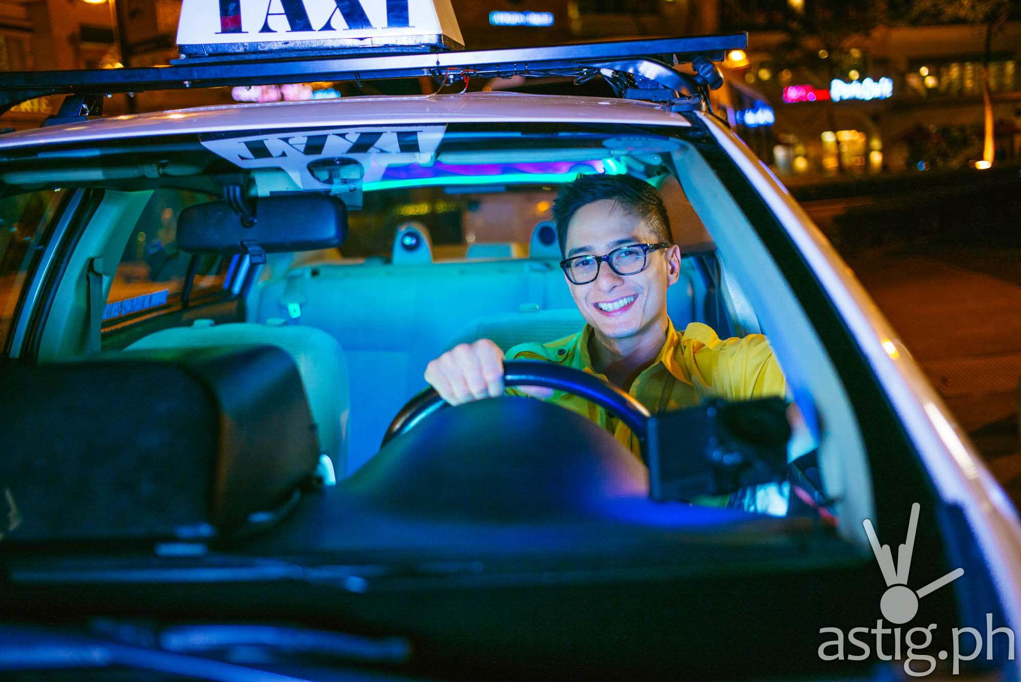 Ryan Agoncillo: actor, father, and now a Cash Cab driver