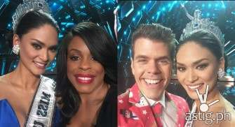 'All of us voted for Miss Philippines' - Miss Universe judges Perez Hilton, Niecy Nash