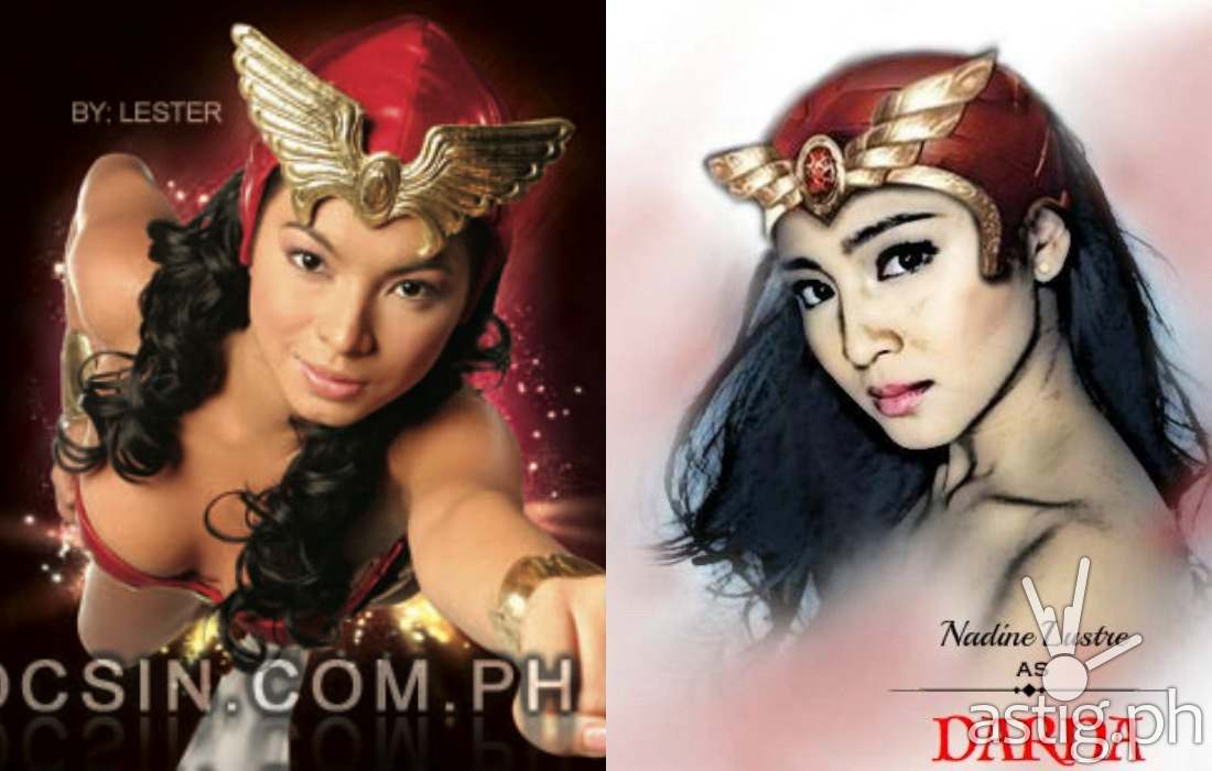 Angel Locsin won't be playing Darna after all and that's FINAL … again